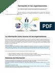 Sistemas de Informacion en Las Organizaciones (Unidad 5)
