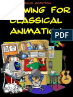 Drawing for Classical Animation - Karmatoons Inc