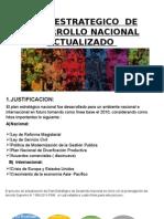 Plan 2015 bicentenario peru