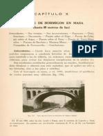 Capitulo 10 Bovedas de Hormigon en Masa Hasta 40 Metros de Luz