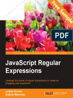 JavaScript Regular Expressions - Sample Chapter