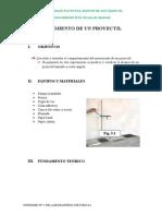 Informe Nº5 (Movimiento de Un Proyectil)Mm