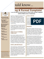 GO 2 Filing Formal Complaint2hgjk