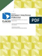 Revista Estado y Políticas Públicas