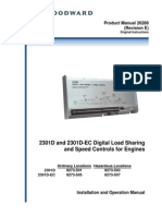 2301D and 2301D-EC Digital Load Sharing 26288_E