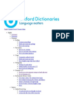 Grammar a-Z - Oxford Dictionaries