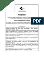 Resolucion 357 de 2008