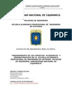 Perfil .i.p Ingenieria de Sistemas - Unc - Firme