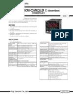 EDS11 173 PXE Temperature Controller