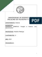 Programa Seminario Imagen e Historia - R. Pittaluga_0