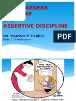 4 Assertive Discipline