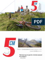 Bromo 5cm Mountain Bike (Low)