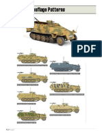 Sdkfz 251 Camouflage Patterns