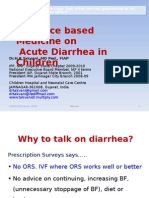 acute diarrhea