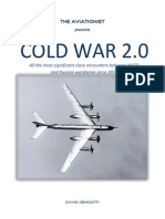 Cold War USA - Russia Air Encounters