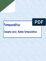 Tema 4 Modelos Farmacocineticos