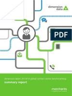 2013 14 Benchmarking Summary Report