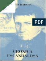 Cronica escandalosa - Baroja, Pio.pdf