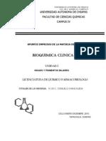 UNIDAD I Higado y Pigmentos Biliares -10