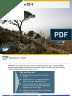 SAP_World_ Tour_presentation 2011 Local (2)