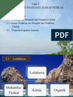 Tema 1_3 Perubahan Pandang Darat Fizikal