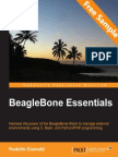 BeagleBone Essentials - Sample Chapter