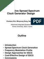 04_Cost Effective Spread Spectrum Clock Generation Design_고려대_김철우