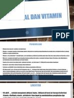 Mineral Dan Vitamin
