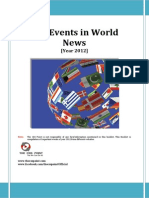 World News 2012