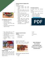 Leaflet Kesehatan Lingkungan