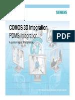 Comos_PDMS