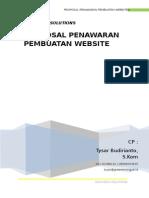 proposalpenawaranpembuatanwebsite-130722015902-phpapp02.doc