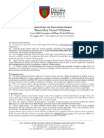 Regolamento 2.0 Arco Storico - Casei 2015