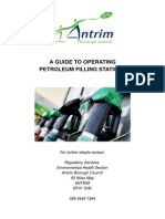 A Guide to Operating Petroleum Filling Stations