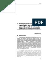 Krause, M .  Experiencias y Metodologia de la  IAP.pdf