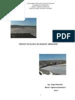 proiect deseuri -2010