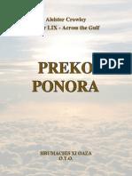 Aleister Crowley - Preko Ponora.pdf