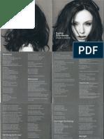 Sophie Ellis-Bextor Booklet Make a Scene