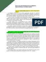 Conceituação - Posições Ativa e Passiva Na Relação Jurídica