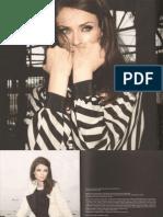 Sophie Ellis-Bextor Wanderlust CD Booklet