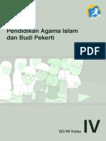 Buku Guru, Pendidikan Agama Islam Dan Budi Pekerti KLS IV