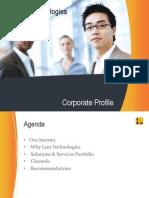Lera Corporate Presentation New