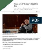 "Padre José Conti_ de Aquel ""Hereje"" Chiquito a Este Gran Sacerdote"