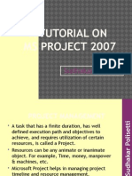 Msproject Tutorial