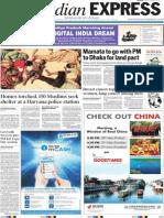 Indian Express 29 May 2015