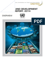 Trade and Development 2014 Overview_en UNCTAD