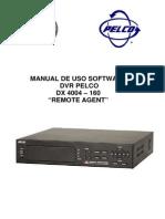 Manual de Uso Software DVR PELCO