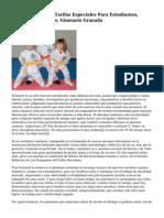 Gimnasio Triunfo, Tarifas Especiales Para Estudiantes, Muchas Actividades, Gimnasio Granada