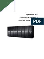 Symmetra-px UPS installation