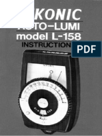 luxometr 158 English
